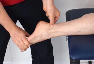 fisioterapia per tendine d'achille